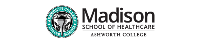 Madison School of Healthcare at Ashworth College logo