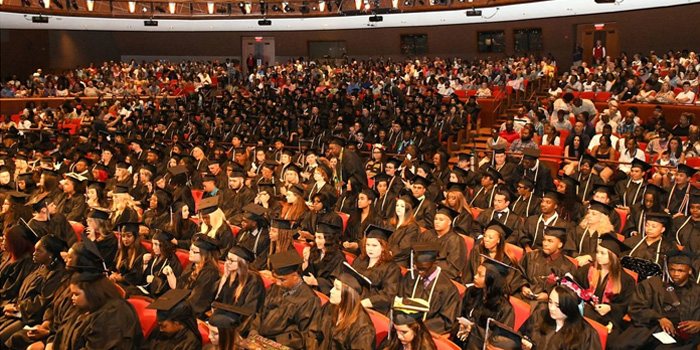Madison School of Healthcare 2018 Commencement Sets Attendance Record